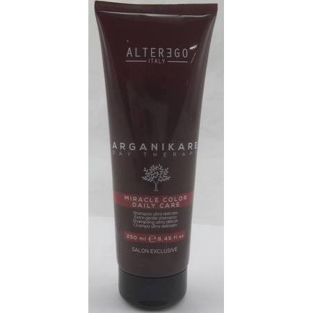 Alter Ego Arganikare Day Therapy Miracle Color Daily Care Shampoo 8.45 fl.oz. Alter Ego Shampoo
