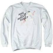 Samurai Jack Who Wants Some Mens Crewneck Sweatshirt