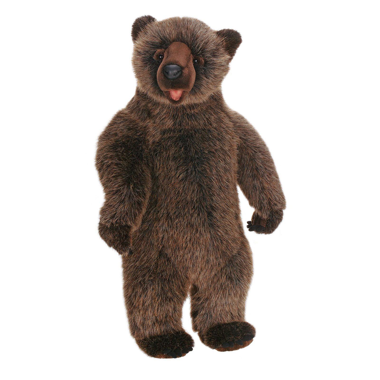 """Hansa 20"""" Bobo Grizzly Bear"""