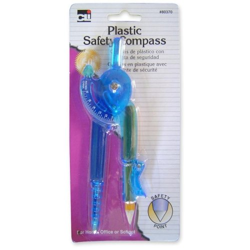 Charles Leonard Inc. Compass Assorted Colors 80370)