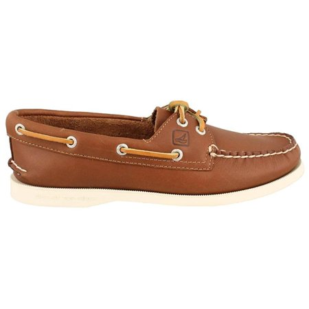 Sperry Top-Sider Auhentic Original Womens Tan Boat Shoes