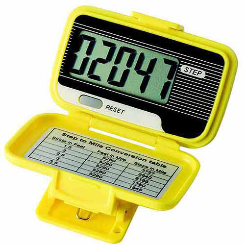 Pedometer Bee-Fit Busy Bee by Ekho