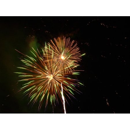 Laminated Poster New Years Eve Preview Fireworks Noisy Firecrackers Poster Print 24 X 36