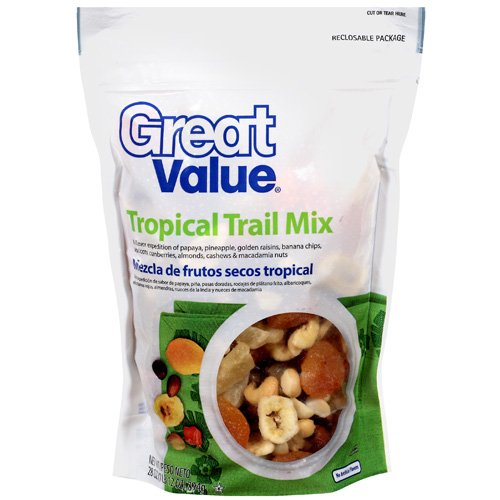 Great Value: Tropical Trail Mix, 28 Oz