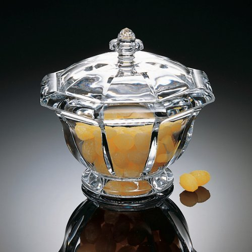 Grainware 70029 Regal Acrylic Covered Candy Dish