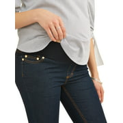 c3bbda9d89 Oh! Mamma - Maternity Demi-Panel Super Soft Skinny Jeans - Available ...
