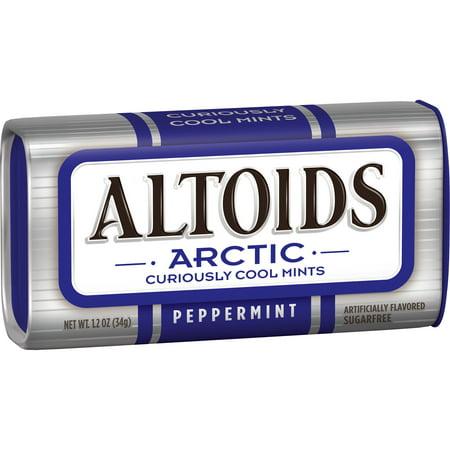 Image of Altoids Arctic Peppermint 1.2oz