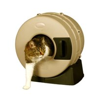 Product Image Litter Spinner Quick Clean Cat Box