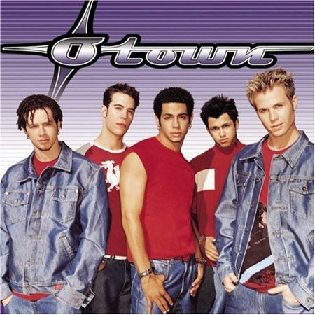 O-Town, By OTown Format Audio CD from USA Designs Multi Format Cd