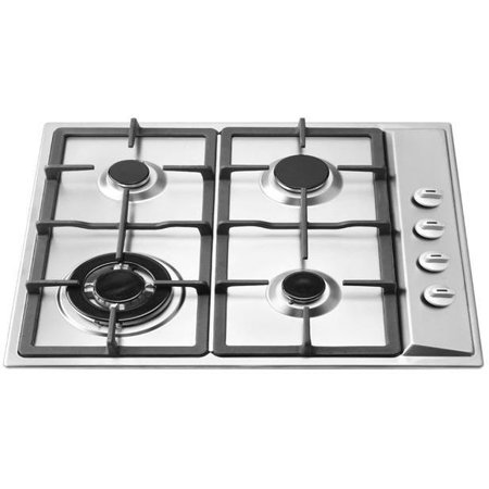 Gas Cooktop Ventilation (Ramblewood High Efficiency 4 Burner Natural Gas Cooktop, Sealed Burner GC4-50N)