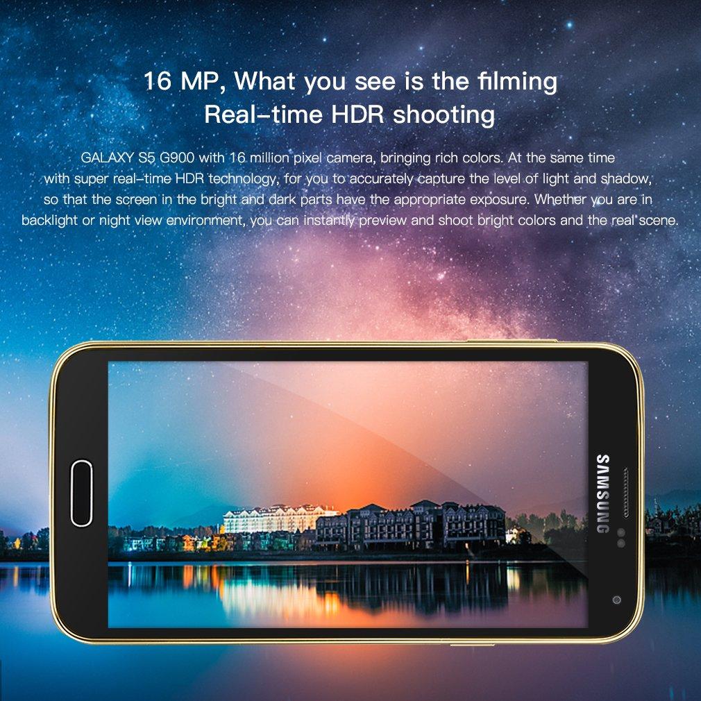 Samsung GALAXY S5 G900 5.1inch 16MP 4Core 16G Capacitive ...