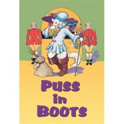 Buy Enlarge 0-587-00364-2P12x18 Puss in Boots- Paper Size P12x18