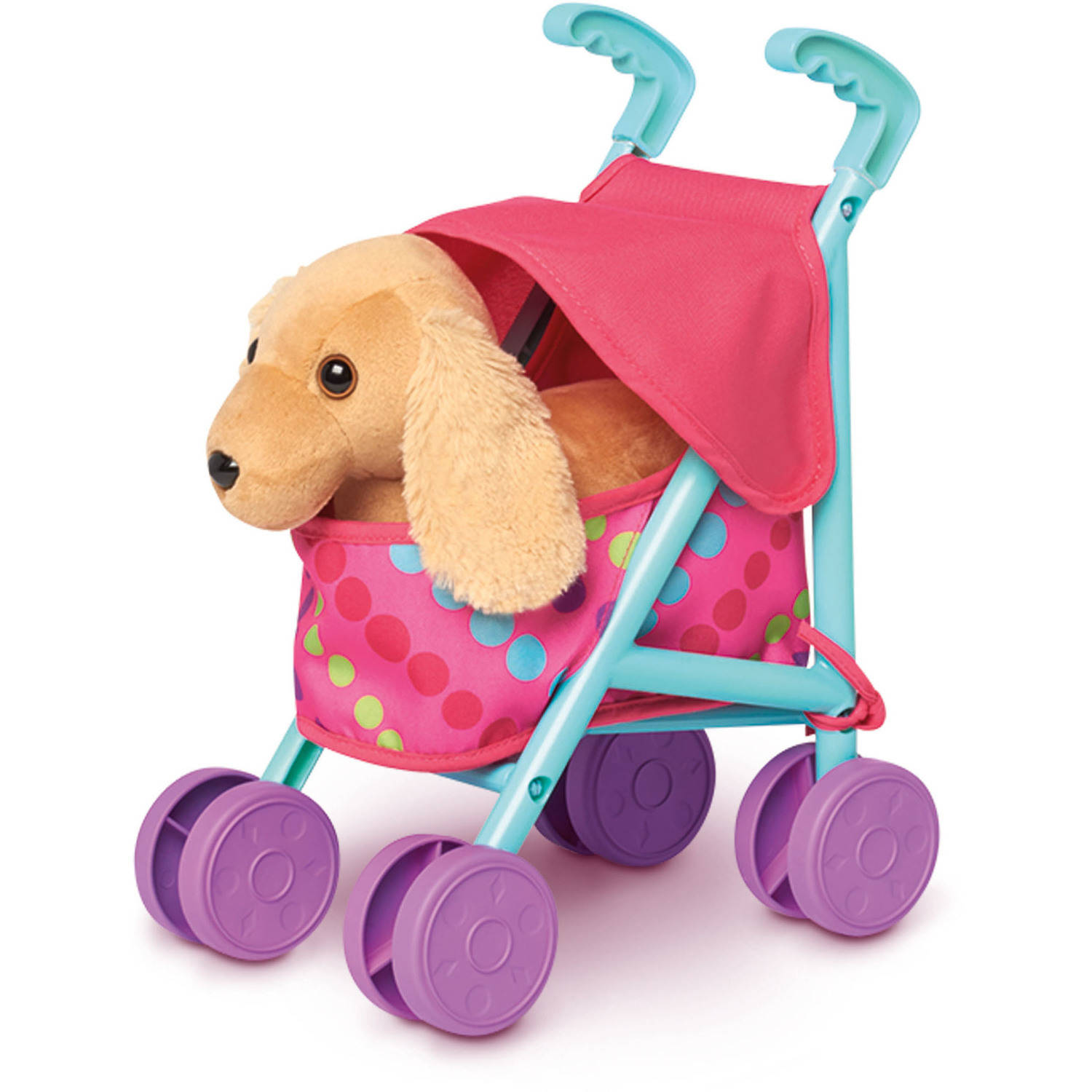 My Life As Dog and Stroller Set