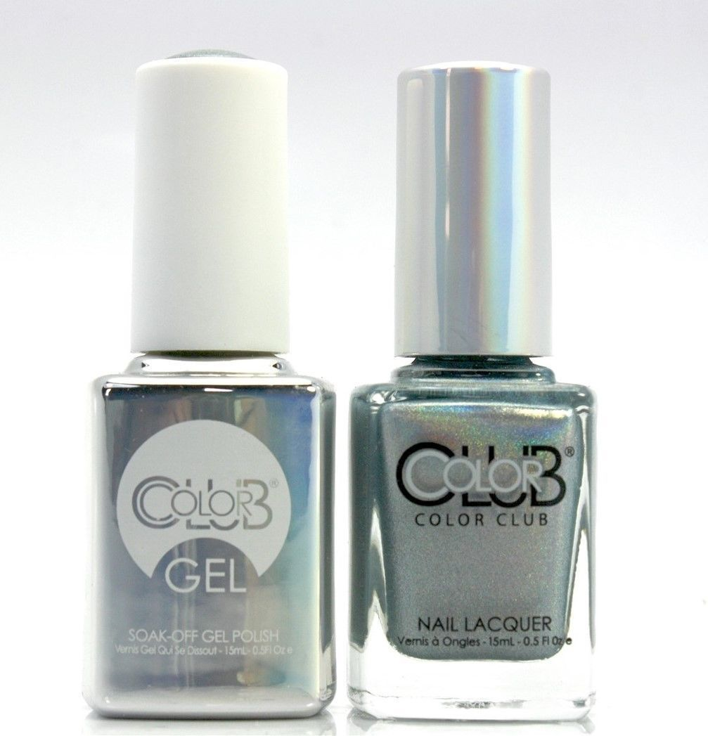Color Club Gel GEL225 + Lacquer 0.5 oz Watermelon Candy Pink 225