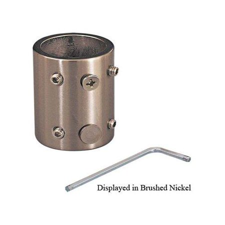 MinkaAire  DR500  Downrod Couplers  Downrods  Ceiling Fan Accessories  (Ceiling Fan Downrod Coupler)