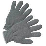 West Chester Glove Size Women's L Cotton/PolyesterKnit Gloves,708SLG