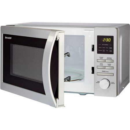 Sharp 7 Cf Ss Microwave Oven