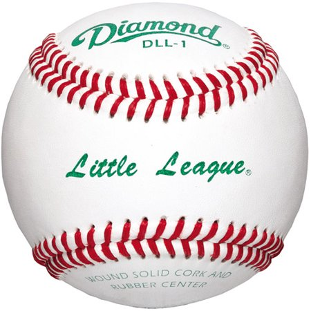 Diamond DLL-1 Little League Baseballs, 12 Pack
