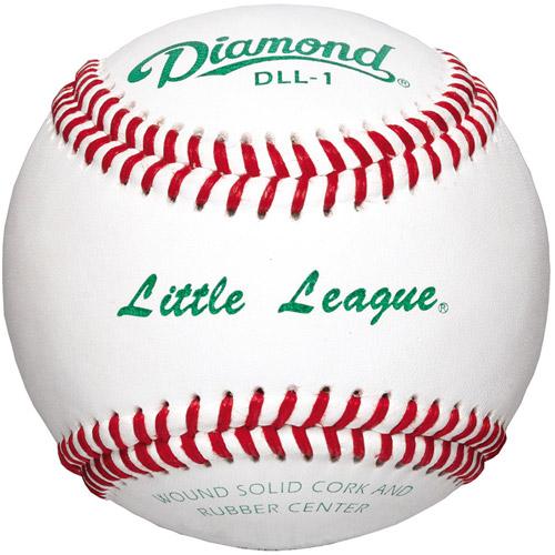 Diamond DLL-1 Little League Baseballs 12pk