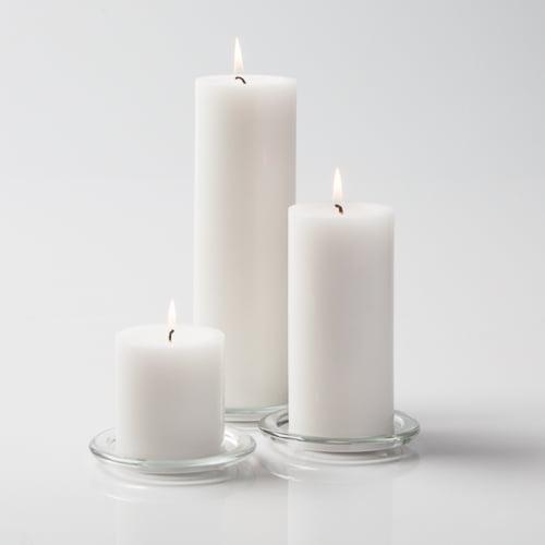 "Richland Pillar Candles 3"" x3\ by"