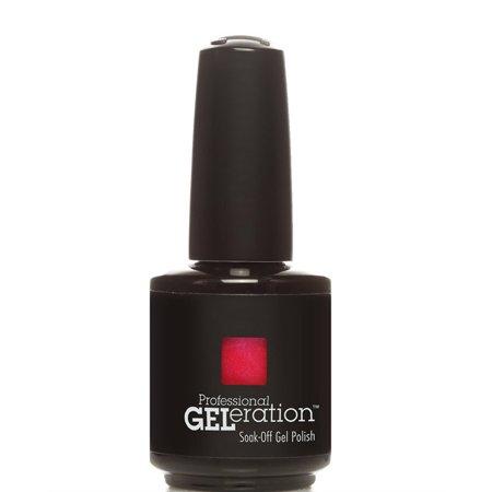 Jessica GELeration Soak-Off Gel Polish 0.5oz/ 15ml (GEL-341 GLAMOUR)