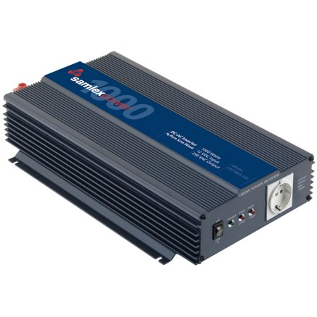 Control Pure Sine Wave Output - Pure Sine Wave Inverter.Input: 12 VDC, Output: 230 VAC, 1000 Watts