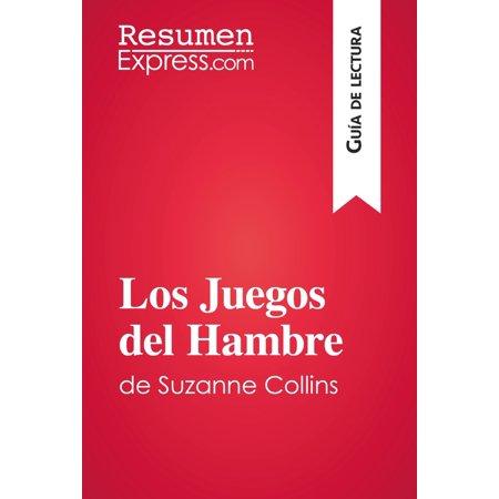 Los Juegos del Hambre de Suzanne Collins (Guía de lectura) - eBook (Suzanne Tisdale Kindle Ebooks)