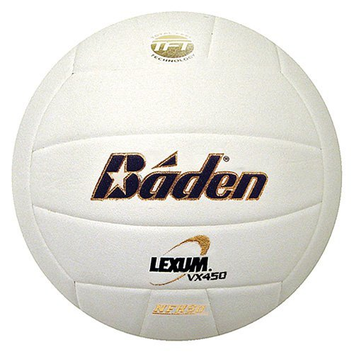 Baden VX450-03-F Lexum Comp Official Size 5 Advanced Microfiber Composite Game Volleyball
