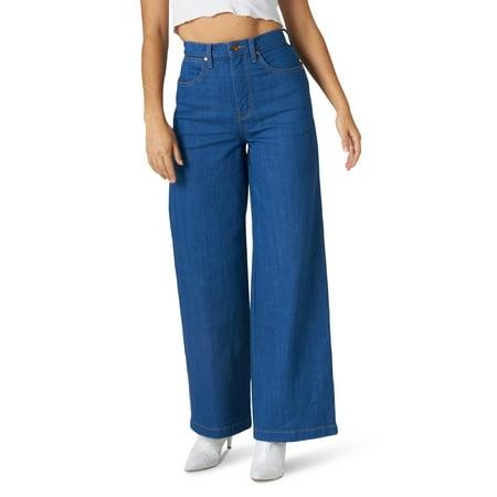 Wrangler Women's Wide Leg Long Jean