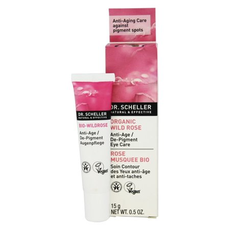 Dr. Scheller - Eye Care Organic Wild Rose - 0.5 oz.