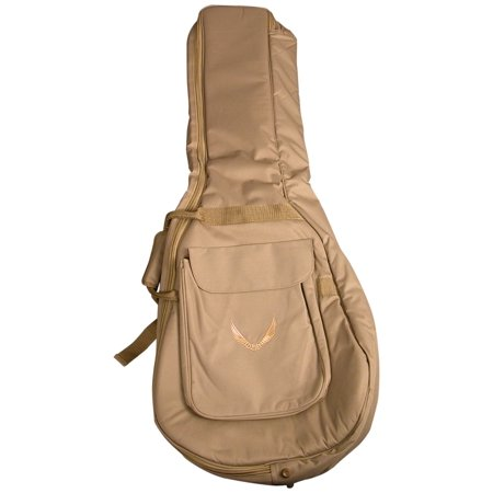 Dean AB AB Kacki Colored Acoustic Bass Gig Bag W/ Backpack-Style Straps & (Ab 10 Acoustic Bass)