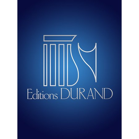 Editions Durand 9 Pieces breves (Piano Solo) Editions Durand Series Composed by Georges Auric