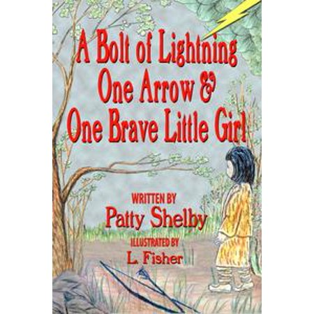 A Bolt of Lightning One Arrow & One Brave Little Girl - - Lightning Bolt Makeup