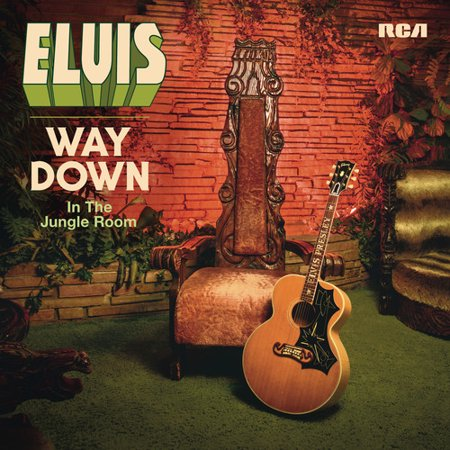 Way Down In The Jungle Room (CD)