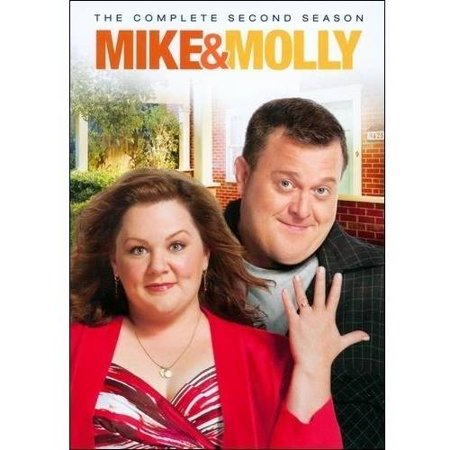 Mike   Molly  The Complete Second Season  Widescreen