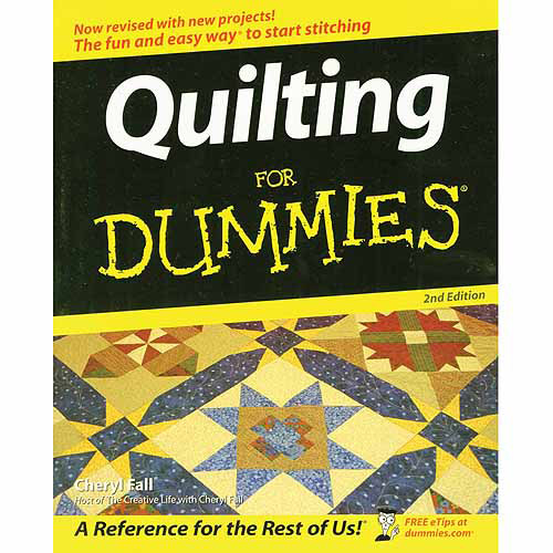 Wiley Publishing Quilting for Dummies