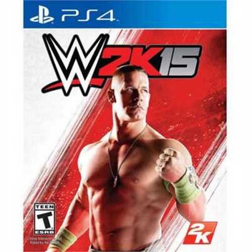 WWE 2K15 (PS4) - Pre-Owned