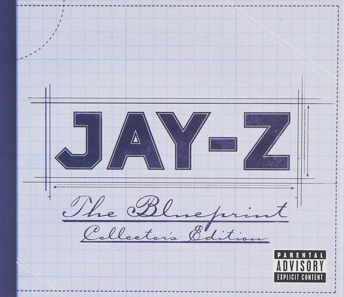 The blueprint collectors edition by jay z walmart malvernweather Images
