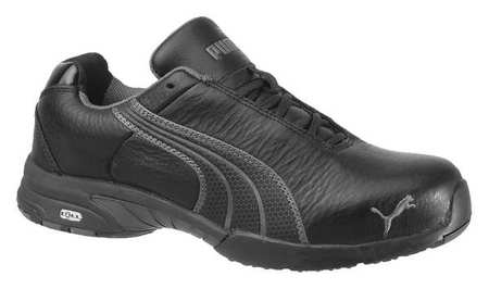 PUMA SAFETY SHOES 642855 Work Shoe, Stl