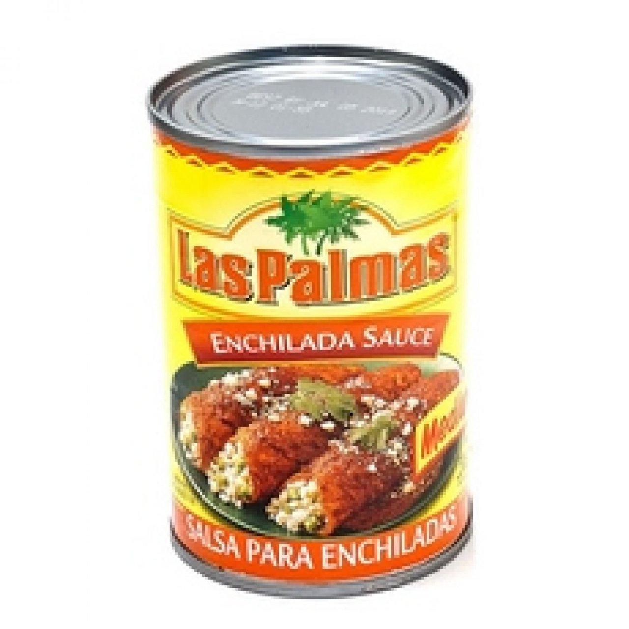 12 PACKS : Enchilada Sauce Mild by Las Palmas, 28 oz