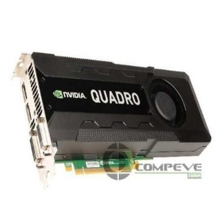 NVIDIA Quadro K5000 4GB GDDR5 PCI-E 2.0 x16 Video Card With Dispalyport and DVI