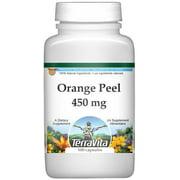 Orange Peel - 450 mg (100 capsules, ZIN: 518639)