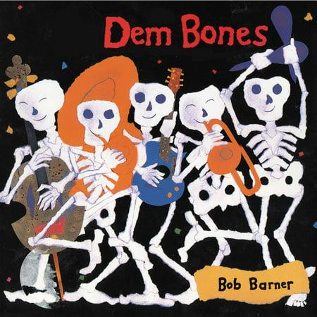 Dem Bones - Audiobook](Shake Dem Halloween Bones Activities)