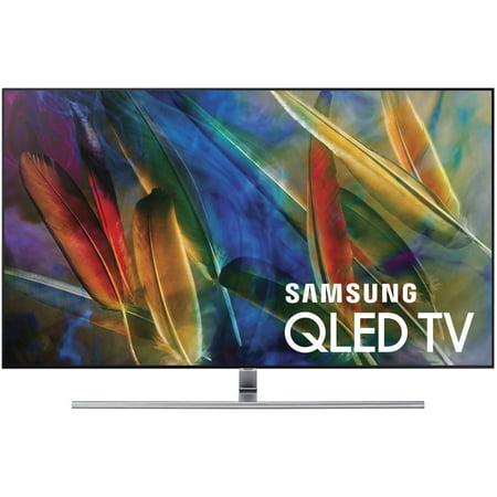 Samsung 55  Class 4K  2160P  Smart Qled Tv  Qn55q7famfxza