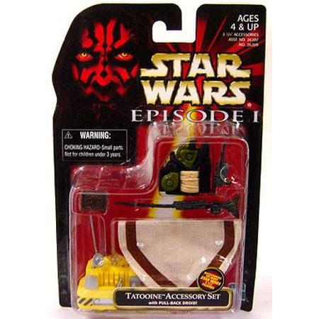- Star Wars Episode I Basic 1999 Tatooine Accessory Set