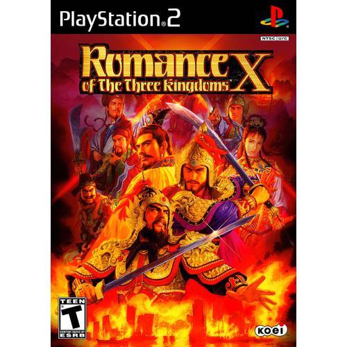 Romance of the Three Kingdoms X - PlayStation 2