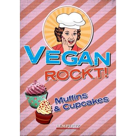 Vegan rockt! Muffins & Cupcakes - eBook - Vegane Halloween Muffins