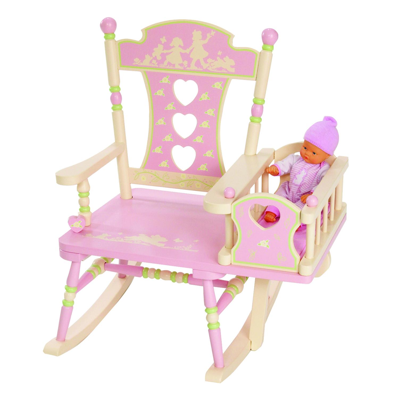 Wildkin Rock-A-My-Baby Rocking Chair