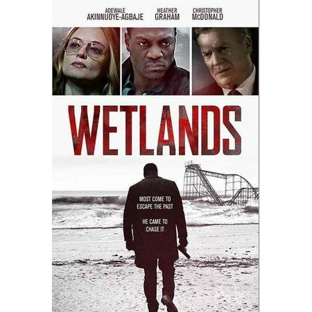 Wetlands (DVD)](Wetlands Trail Halloween)