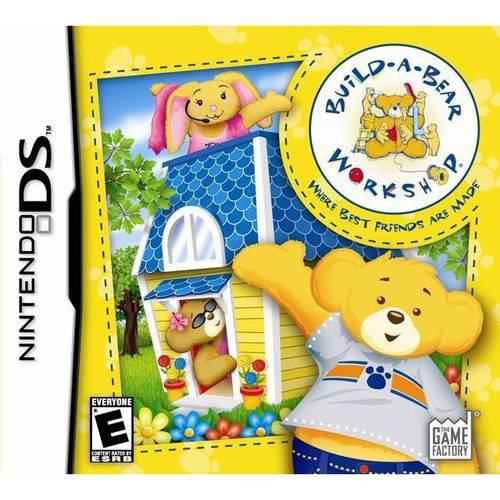 Build A Bear (DS) - Pre-Owned